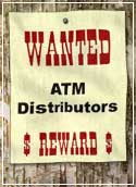 Wanted: ATM Distributors for Reward